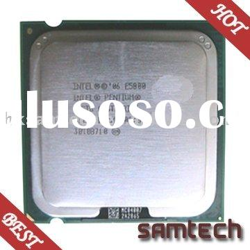 CHEAP! Intel Pentium Dual Core desktop CPU E5800 3.0GHz 800MHz 2MB LGA775