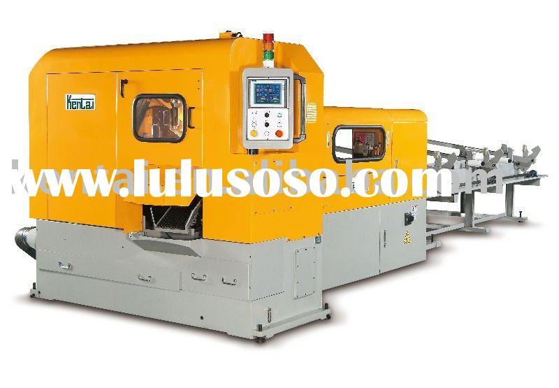 CNC Aluminum cutting machine
