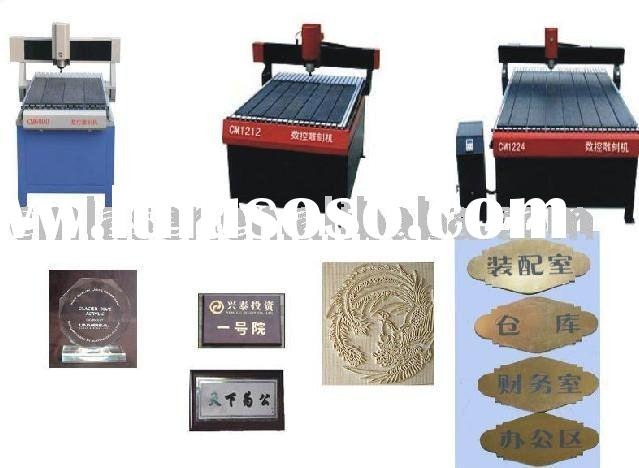 CNC marble/stone/plastic/glass/acrylic/plexiglass/wood engraving/scribing/cutting machine/scriber/en