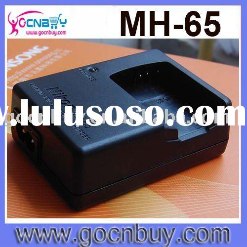 Camera Battery Charger for Nikon EN-EL12 ENEL12 Coolpix MH-65