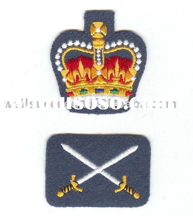 Canadian Military Patch,Military Badge,Velcro-back Embroidery Patch,Army Patch,Navy Patch