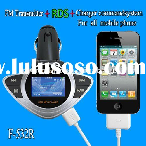 Car mp3 player with fm transmitter, Chinese Professional Manufacture