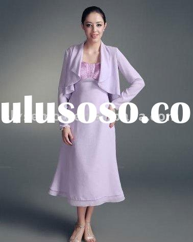 Plus Size Lavender Mother Of The Bride Dresses - Flower Girl Dresses