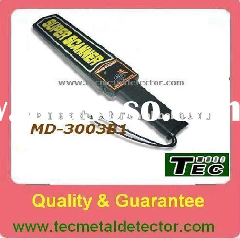 Cheapest Price Super Scanner Hand Held Metal Detector MD-3003B1