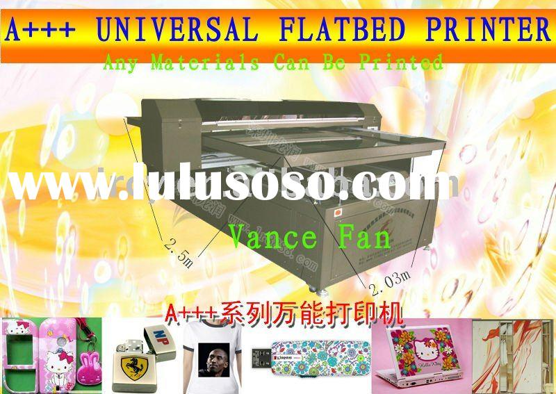 Chinese industrial digital flatbed printing machine LR-7880C
