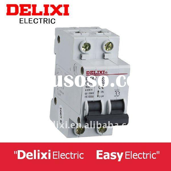 Circuit Breaker Trip DZ47(C40N) function miniature circuit breaker