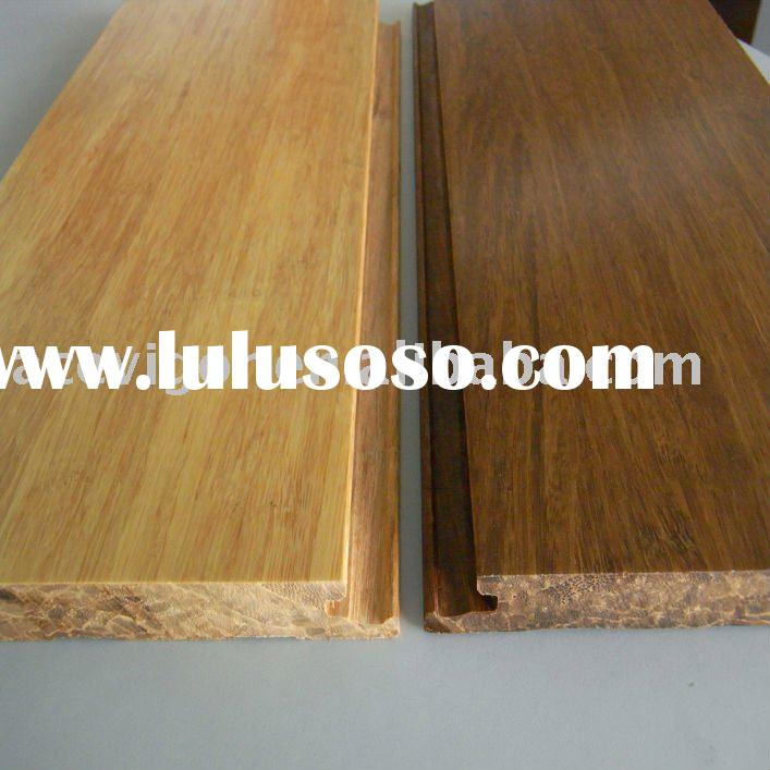 Click Strand Woven bamboo and wood flooring