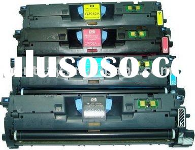 Color toner Cartridge Q3960A series for use in HP Color LaserJet 25501/25501IN/2550N/2920/2840