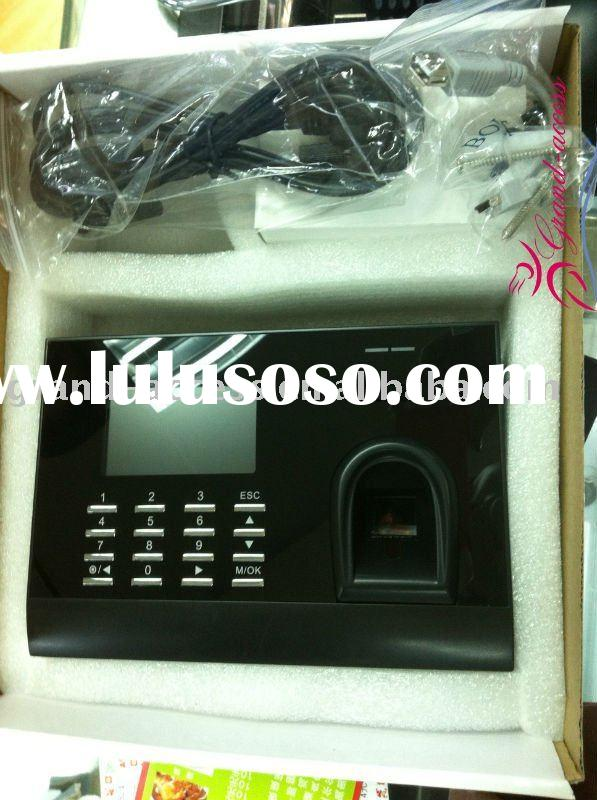 Colorful Fingerprint Biometric Time Attendance F9 for office support ZK software