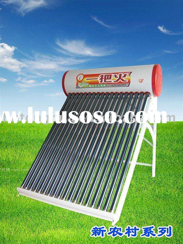 Compact Solar Water Heater