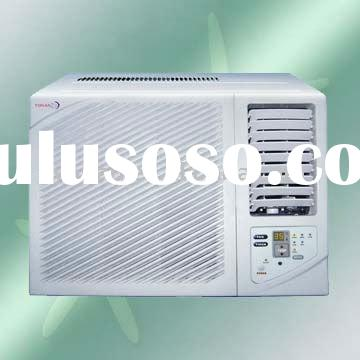 Cooling/Heating window air conditioner with remote-7000Btu