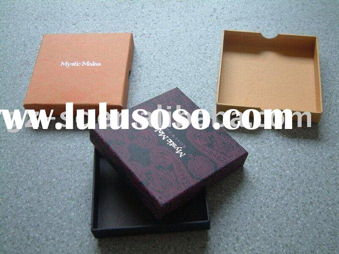 Cosmetic box(gift packaging , paper box )