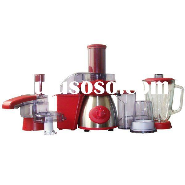 Cuisinart 6 in 1 Food Processors JT-6016H red color