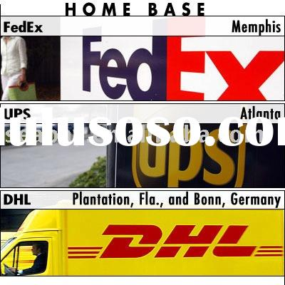 DHL / EMC / UPS / TNT {Courier / Express }Service from Shenzhen / Guangzhou to Argentina
