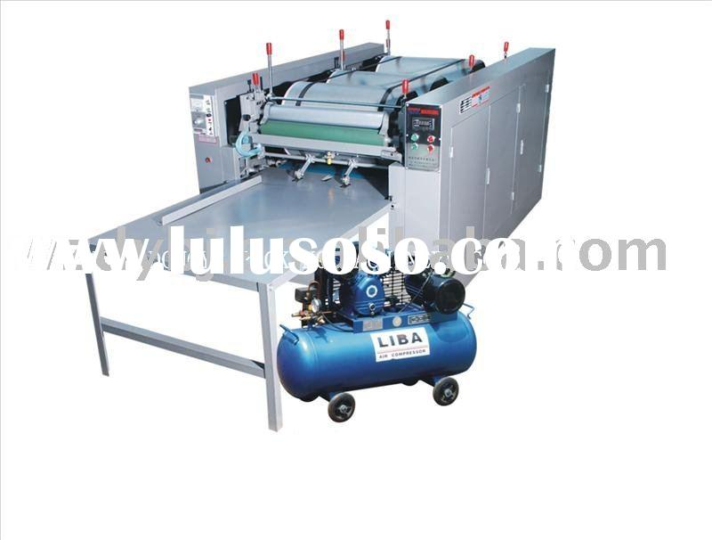 DS-860 Series Non Woven Fabric Bag and Knitting Bag Printing Machine