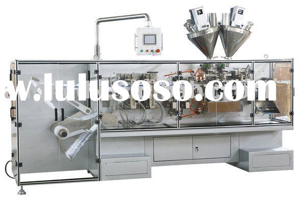 DXDH-F180D Powder Horizontal Packing Machine (horizontal packing machine, HFFS packing machine, Hori