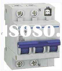 DZ47S-63 Type Shunt Trip Remote Control Circuit Breakers