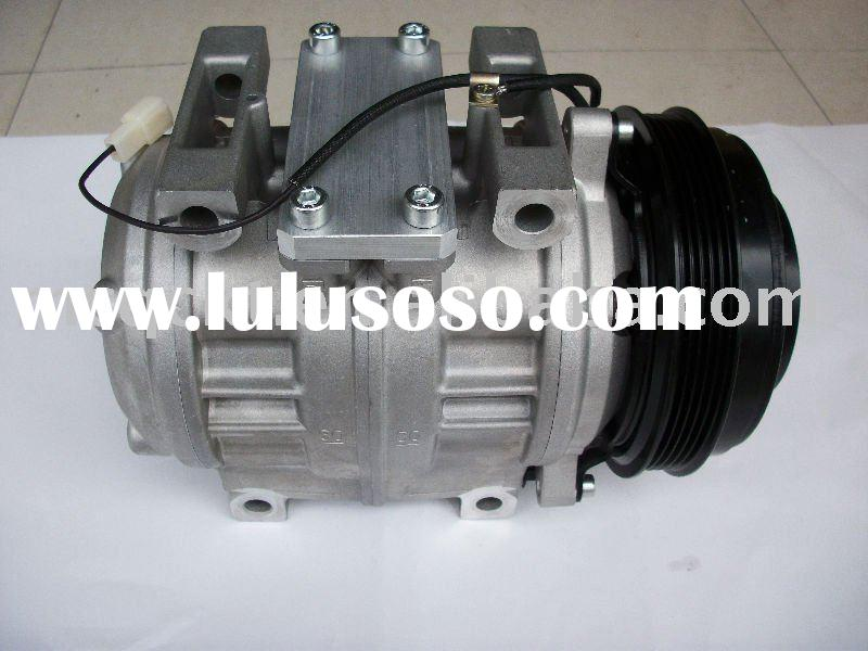 Denso 10P30C 5PK Bus Air Conditioner Compressor OEM No.447220-1101