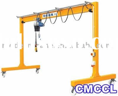 Drywall panel hoist(Electric overhead gantry crane)