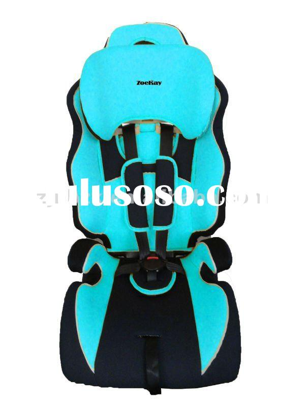 ECE certificated safety child baby car seat(9-36kg)