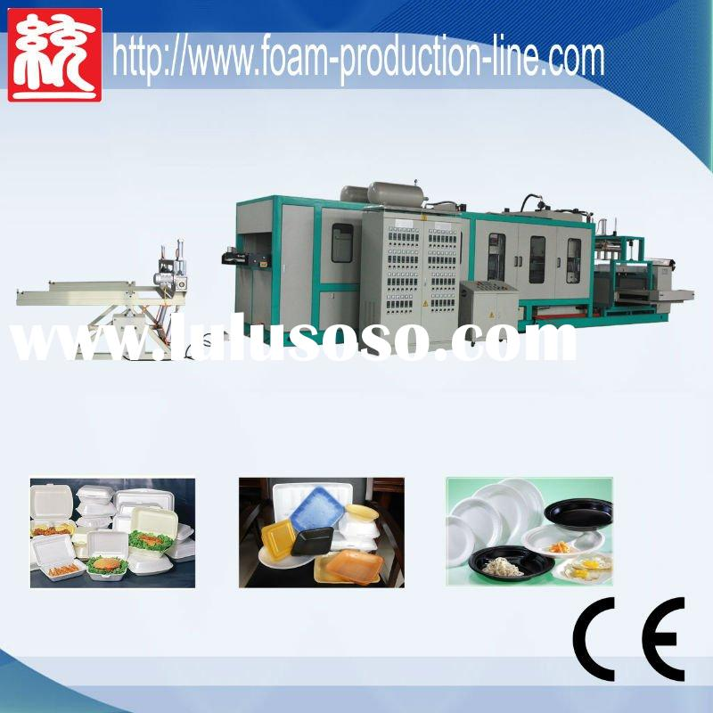 EPS foaming sheet extruder machine plastic(TY-1040)