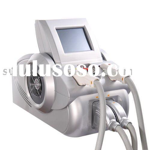 E-light(IPL+RF) beauty equipment for acne treatment