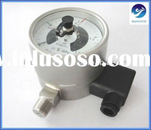 Electric Contact Melt Pressure Gauge with Signal