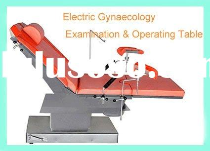 Electric Gynaecology Examination & Operating Table ( surgical instrument)