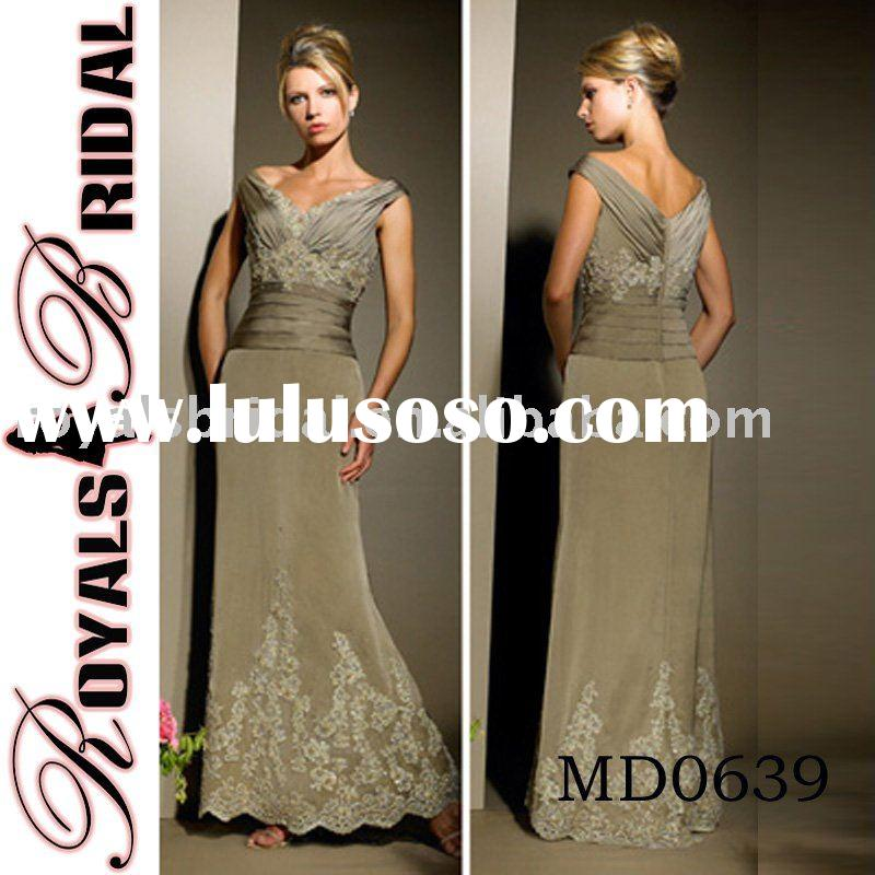 Elegant Mother Of The Bride Dress