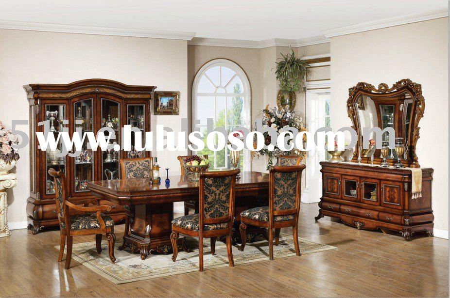 European Style Dining Room Furniture Set WLL-7796