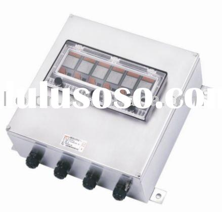 Explosion-proof illumination (power) distribution box (Stainless steel enclosure)