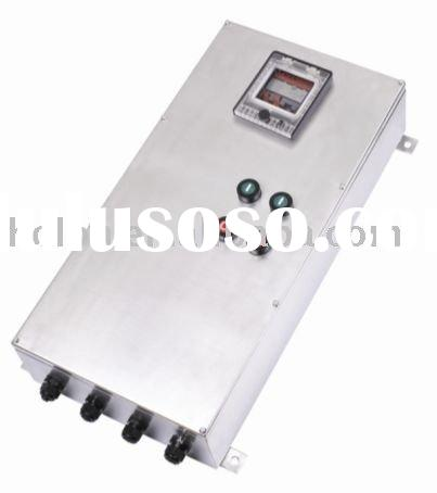 Explosion-proof power distribution box (electromagnetic start) (Stainless steel enclosure)