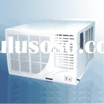 Explosion-proof window air conditioners