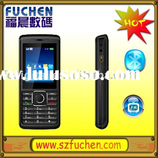 FCB 071 CDMA+GSM mobile phone, Chinese bar cellphone with FM