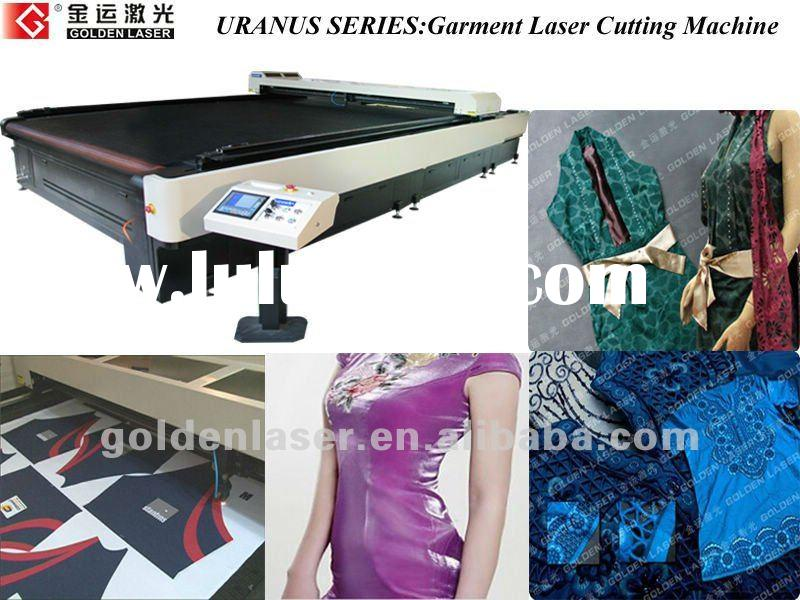 Fabric Laser Cutting Machine for Garment Industry