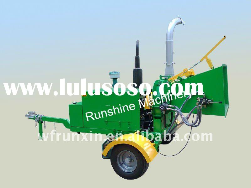 Farm machinery firewood processor with CE certificate