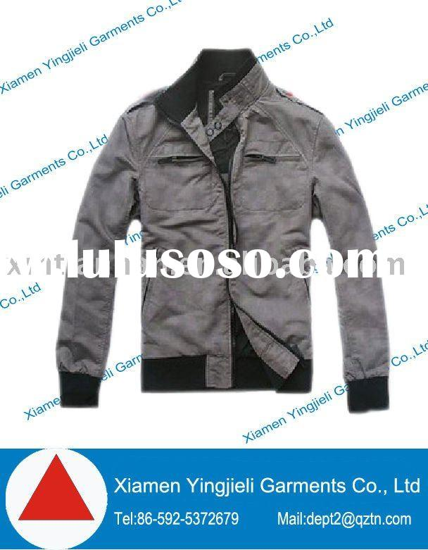 Fashion jacket for man