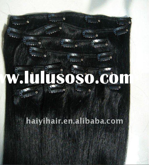 Finest clip in hair extensions for black women