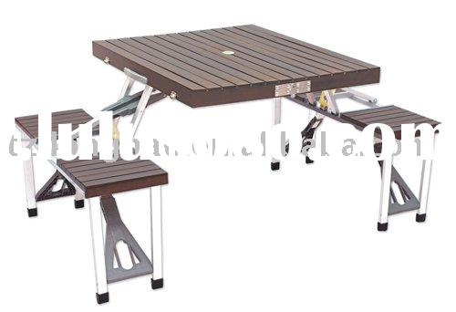 Picnic Tables - Wooden Picnic Tables - Outdoor Furniture - Teak