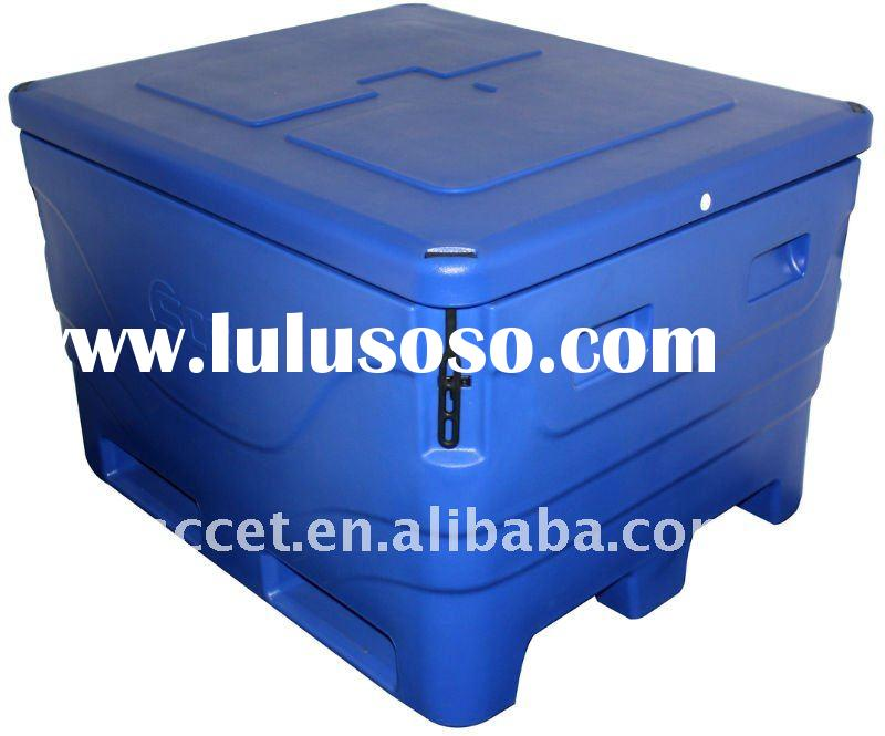Fish Container,Insulated container,Insulated plastic box ,insulated plastic container,fishing box
