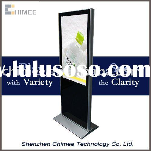 "Floor Free Standing Advertisement LCD Player 42"" (17~55"")"