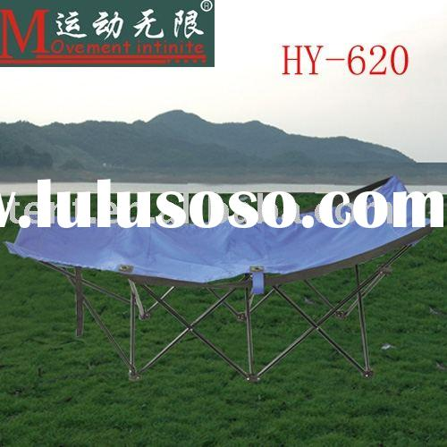 Folding bed(manufacturer of military bed,beach bed,outdoor bed,army cot,travel bed,army bed,camping