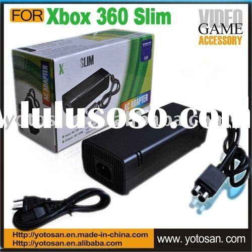 For xbox 360 slim console power AC adapter
