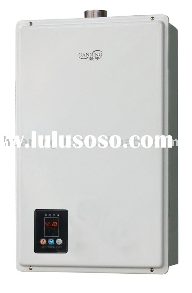 Forced Exhaust Digital Constant Temperature Gas Water Heater