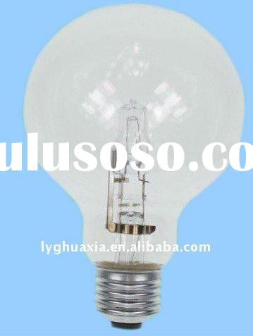 GLS G80 G95 G125 Energy saving halogen lamp CE ROHS Class C