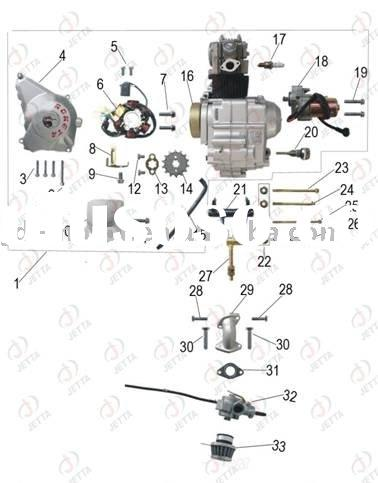110 Quad Wiring Diagram For Ignition Switch likewise Wiring Diagram 1992 Yamaha Xv750 moreover 5 Wire Voltage Regulator Rectifier Wiring Diagrams furthermore Yamaha Dt50mx Wiring Diagram further 150cc Regulator Wiring Diagram. on motorcycle stator diagram