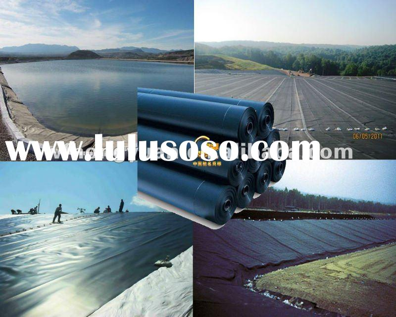 GRI GM13 hdpe geomembrane sheet for pond liner