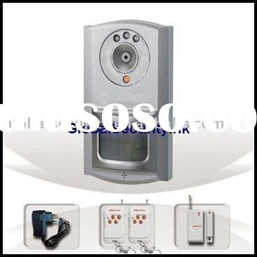 GS-3F GSM MMS Home Phone Alarm System with camera