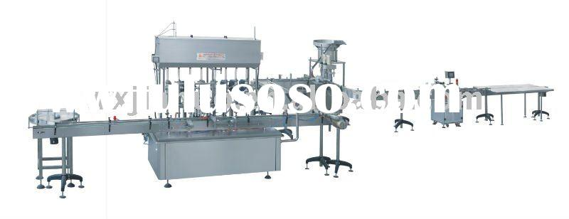 GS Automatic Filling Machine,Capping machine,Labeling machine