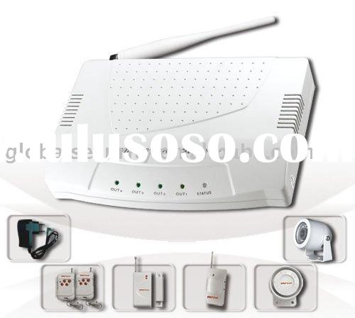 GS-M4 GPRS /GSM Alarm System with camera